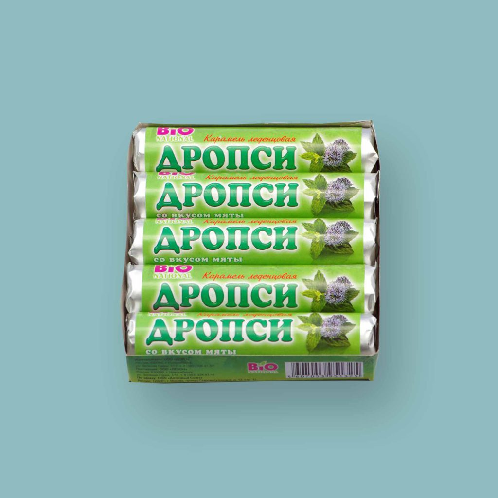 Dropsi Mint Flavored